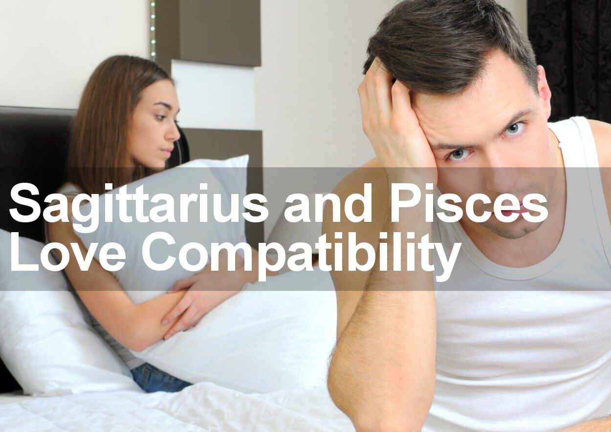 compatibility between pisces and sagittarius