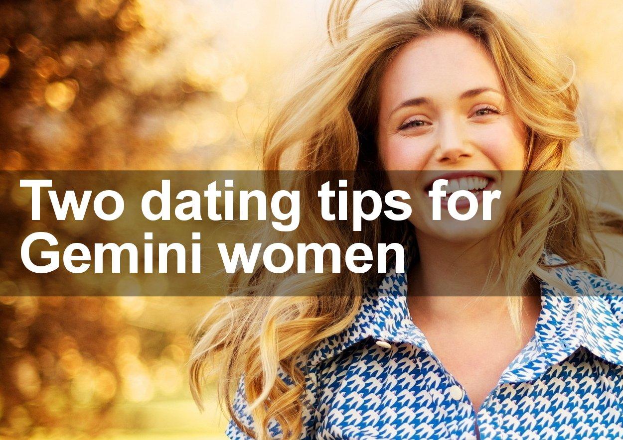 Dating a gemini girl