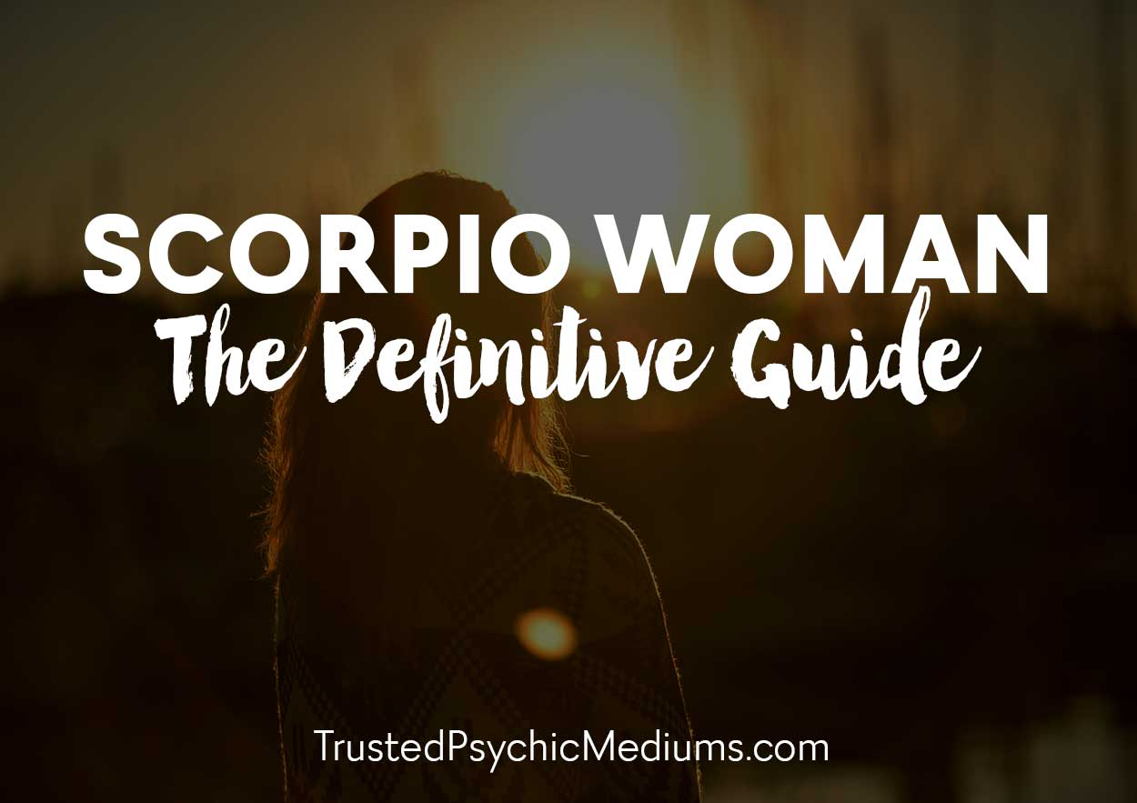 scorpio woman a complete guide to the scorpio woman