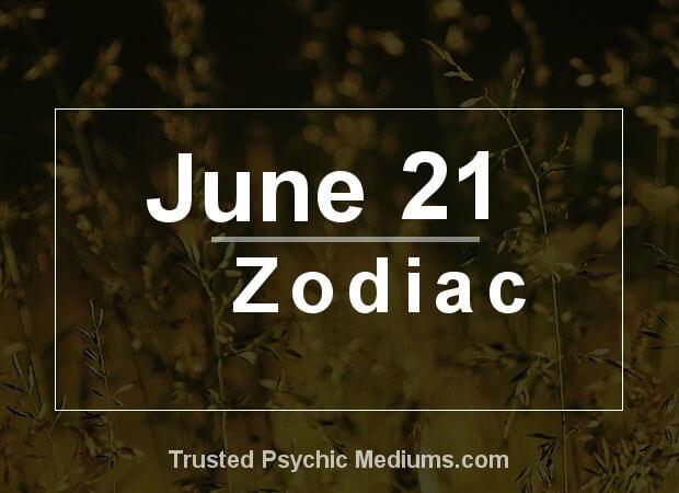june 21 zodiac complete birthday horoscope personality. Black Bedroom Furniture Sets. Home Design Ideas